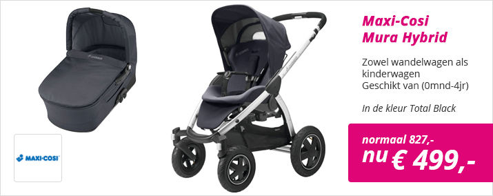 maxi cosi mura combi kinderwagen baby koter. Black Bedroom Furniture Sets. Home Design Ideas