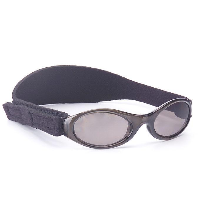 Afbeelding van BabyBanz Zonnebril (0-2 jaar) Zwart