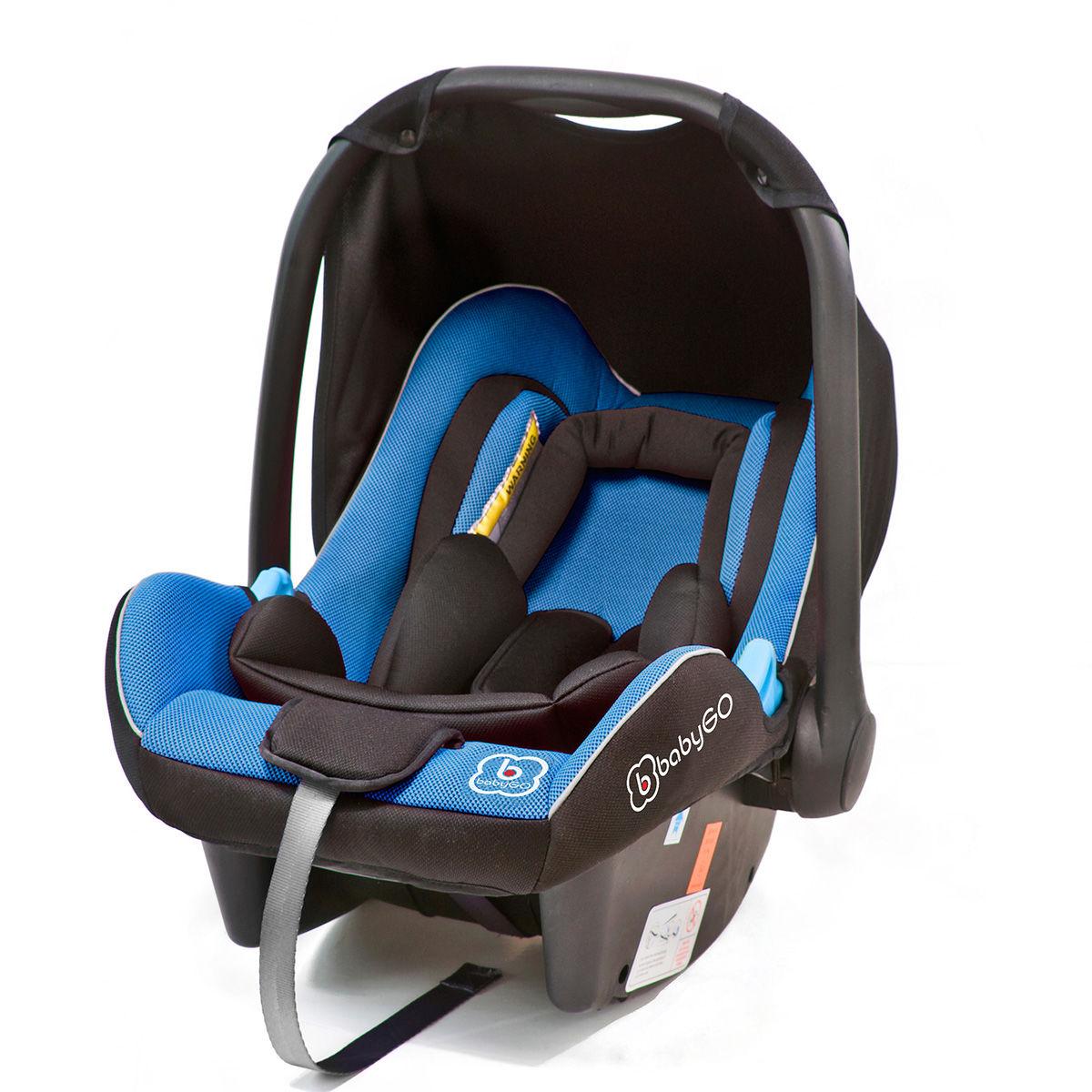 Afbeelding van Autostoel BabyGO Travel XP Blauw (0-13kg)