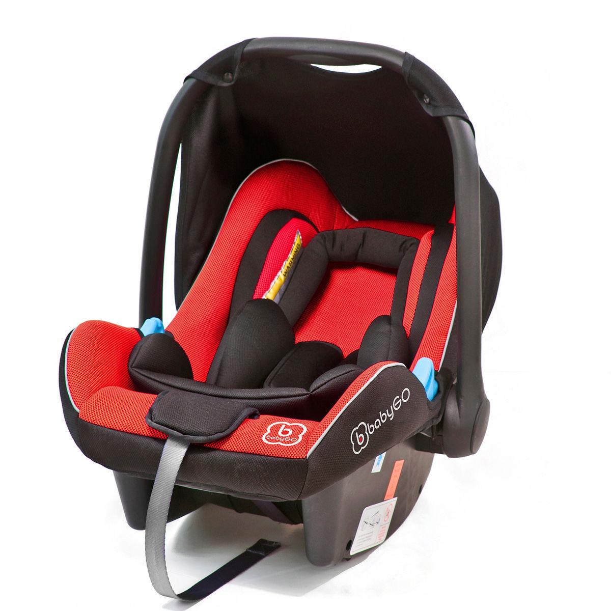 Afbeelding van Autostoel BabyGO Travel XP Rood (0-13kg)