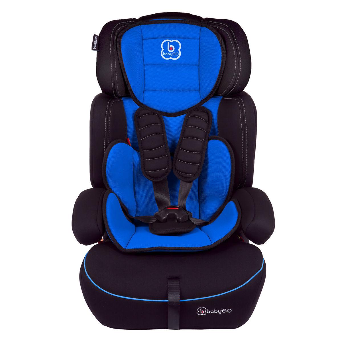 Afbeelding van Autostoel BabyGO FreeMove SP Blauw (9-36kg) (310-2)