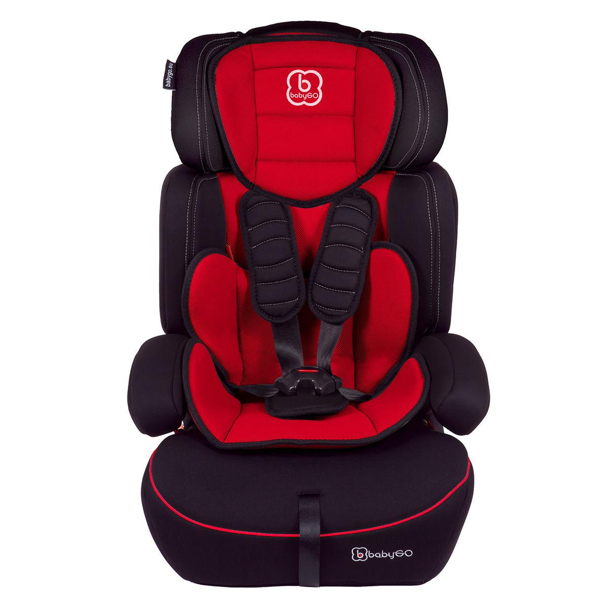 Afbeelding van Autostoel BabyGO FreeMove SP Rood (9-36kg) (310-3)