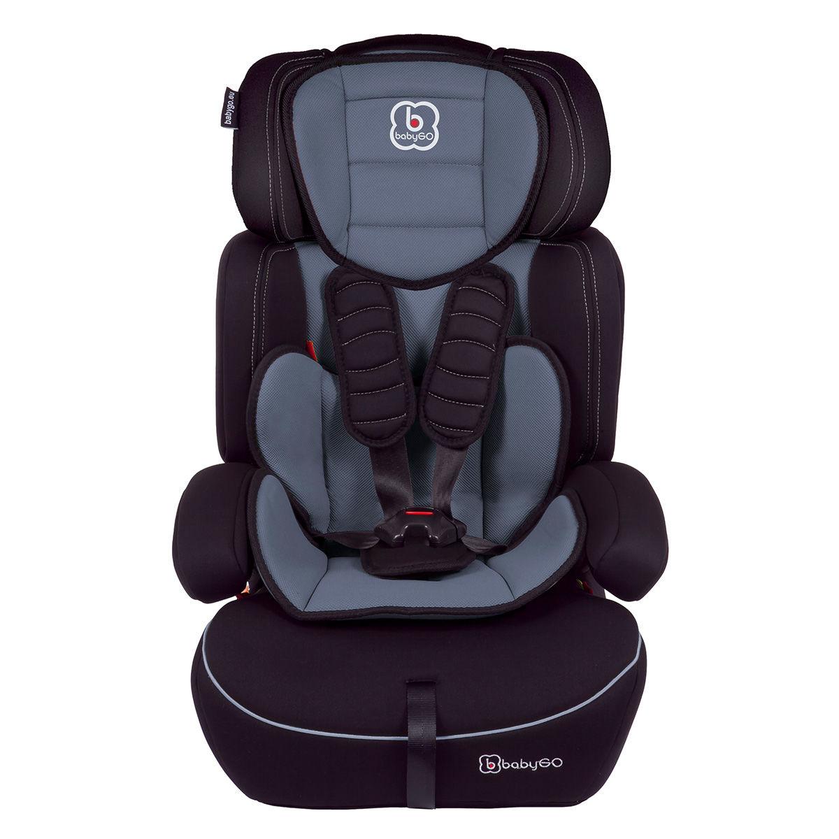 Afbeelding van Autostoel BabyGO FreeMove SP Grijs (9-36kg) (310-4)