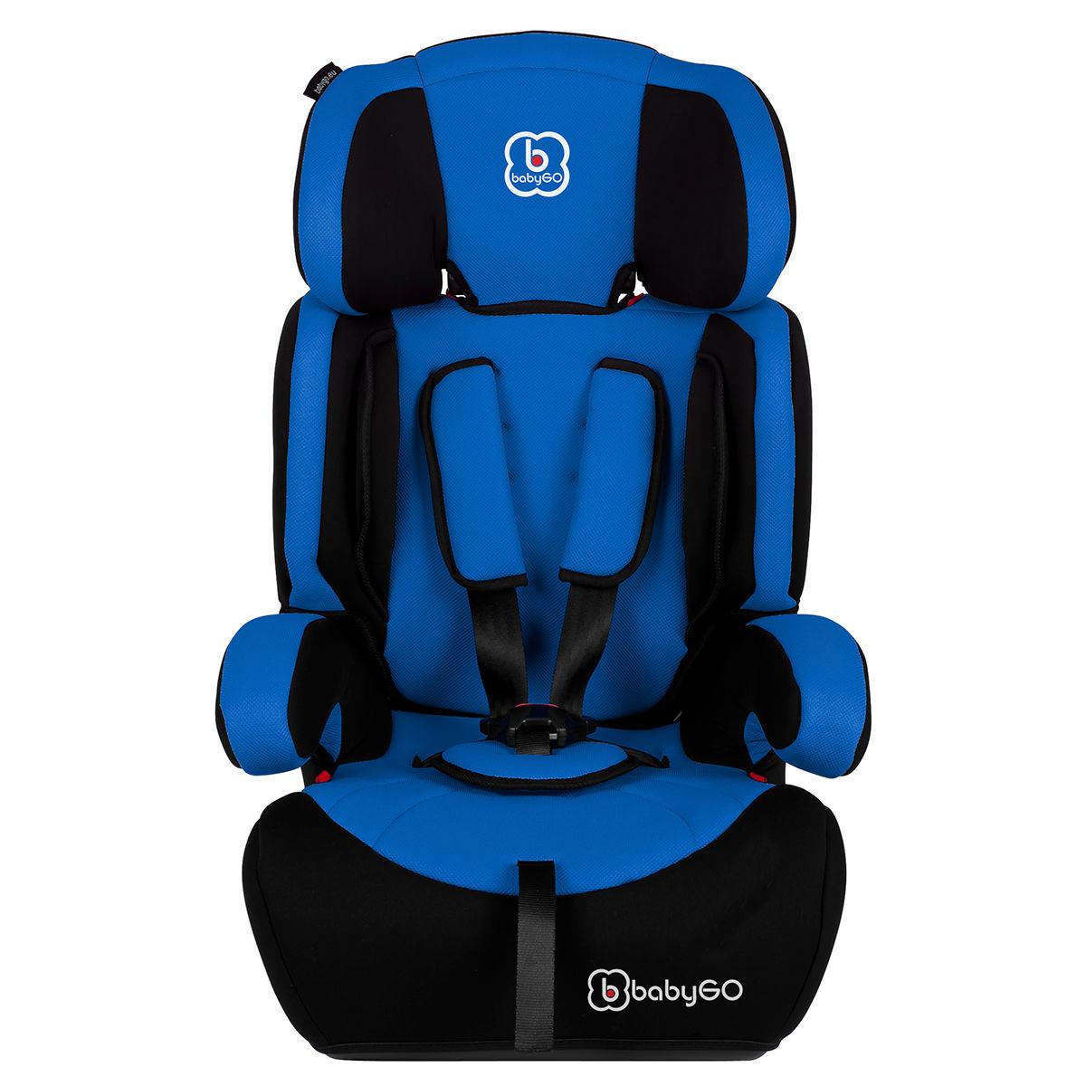 Afbeelding van Autostoel BabyGO Motion SP Blauw (9-36kg)