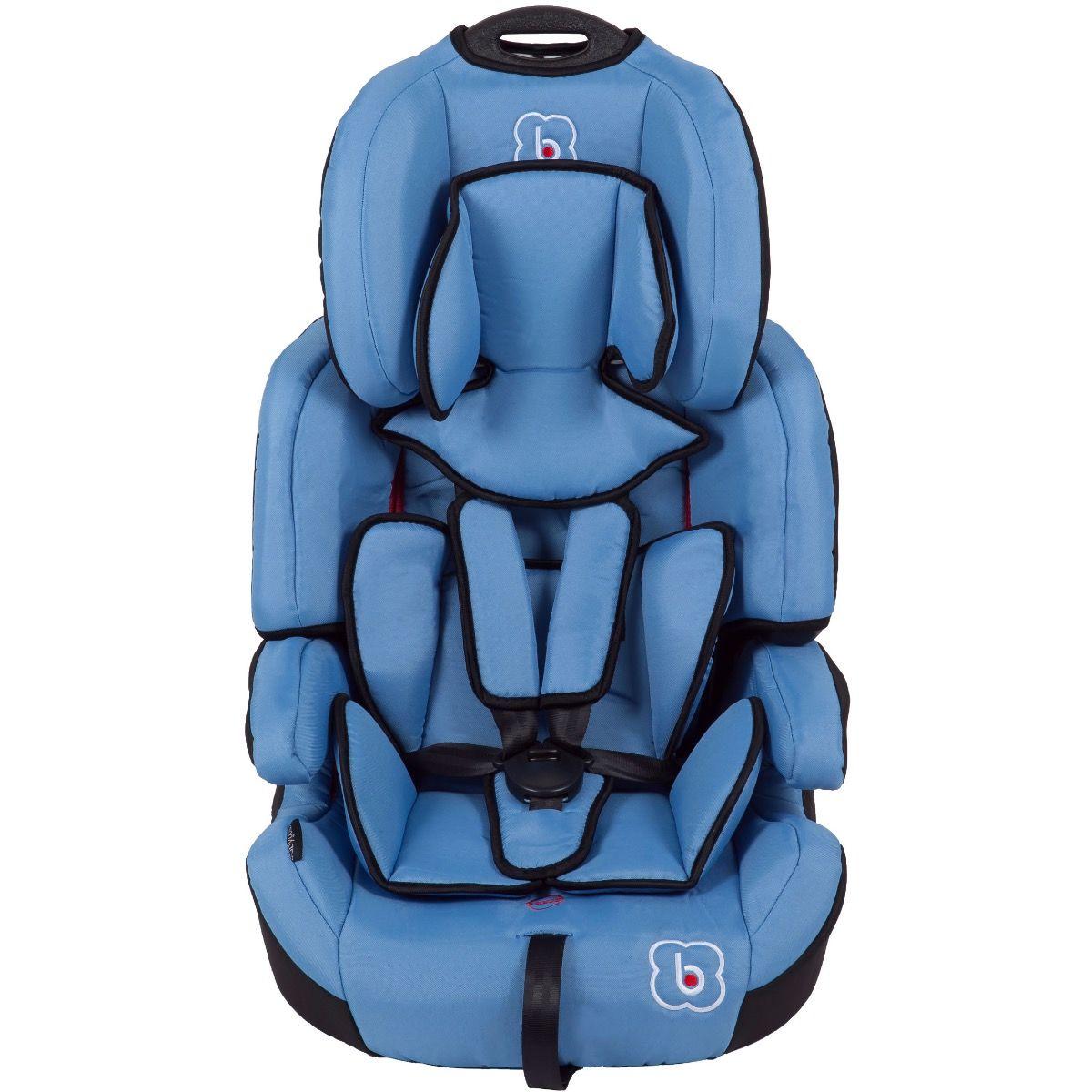 Afbeelding van Autostoel BabyGO GoSafe Blauw (9-36kg)