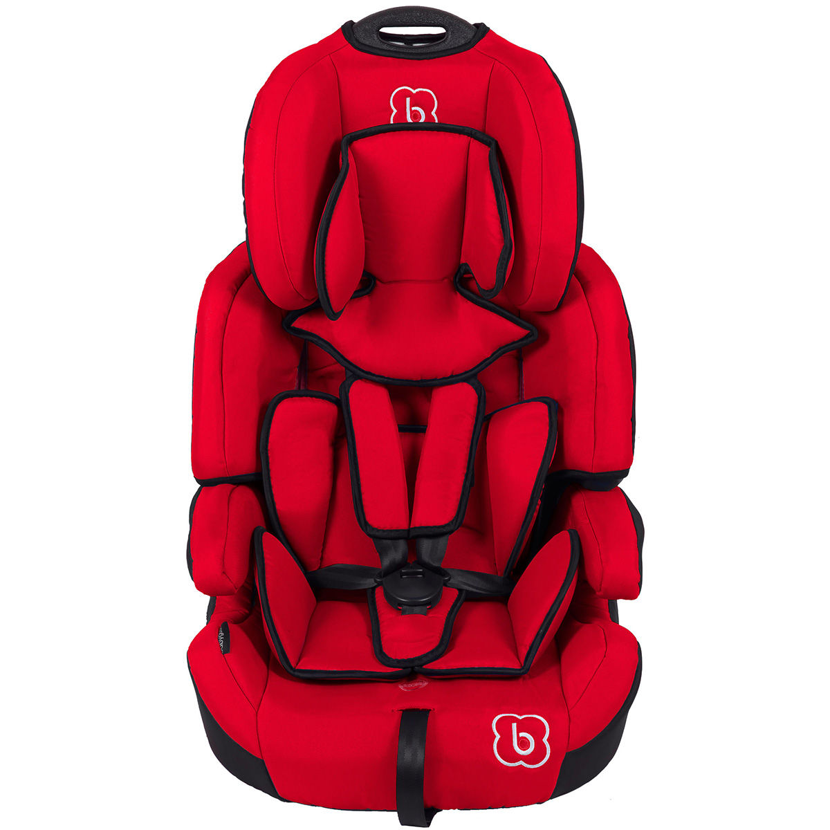 Afbeelding van Autostoel BabyGO GoSafe Rood (9-36kg)