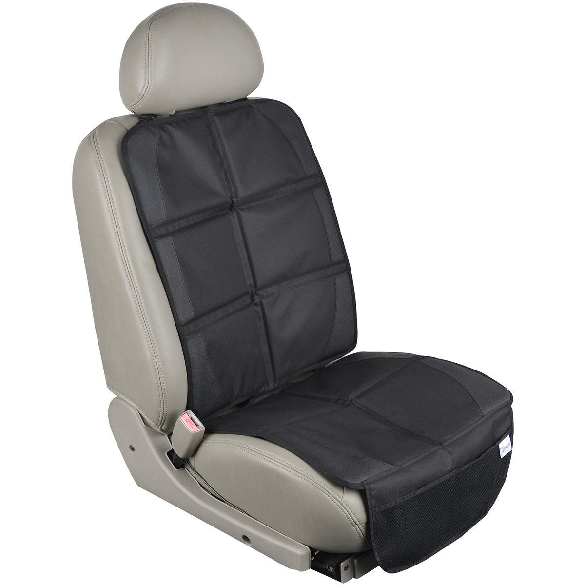Afbeelding van BabyGO autostoelbeschermer / Car seat protector