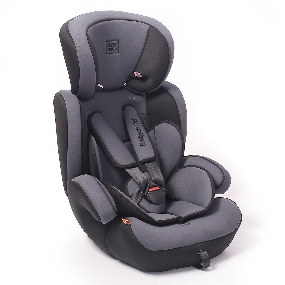 Afbeelding van Autostoel Babyauto Konar Grijs (9-36kg)