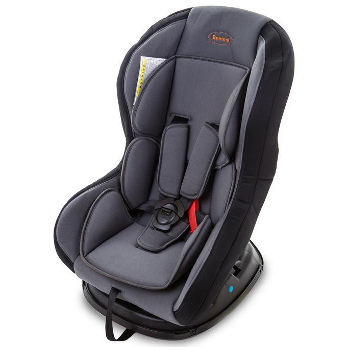 Afbeelding van Autostoel Baninni Eljas Grey BN383 (9-18kg)