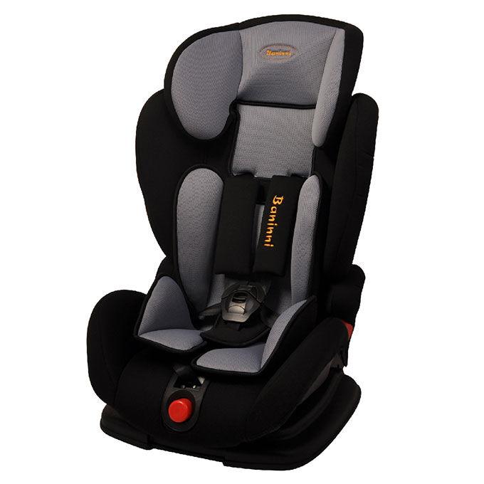 Afbeelding van Autostoel Baninni Armilla Luxe BN361 Zwart (9-36kg)