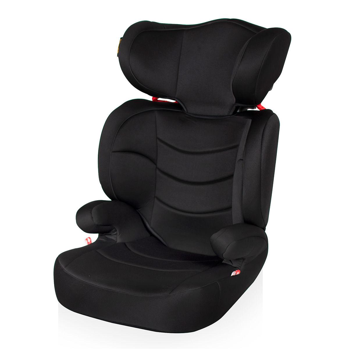 Afbeelding van Autostoel Baninni Adino met isoFix Zwart (15-36kg)