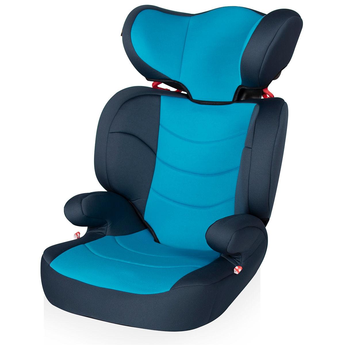 Afbeelding van Autostoel Baninni Adino met isoFix Blauw (15-36kg)