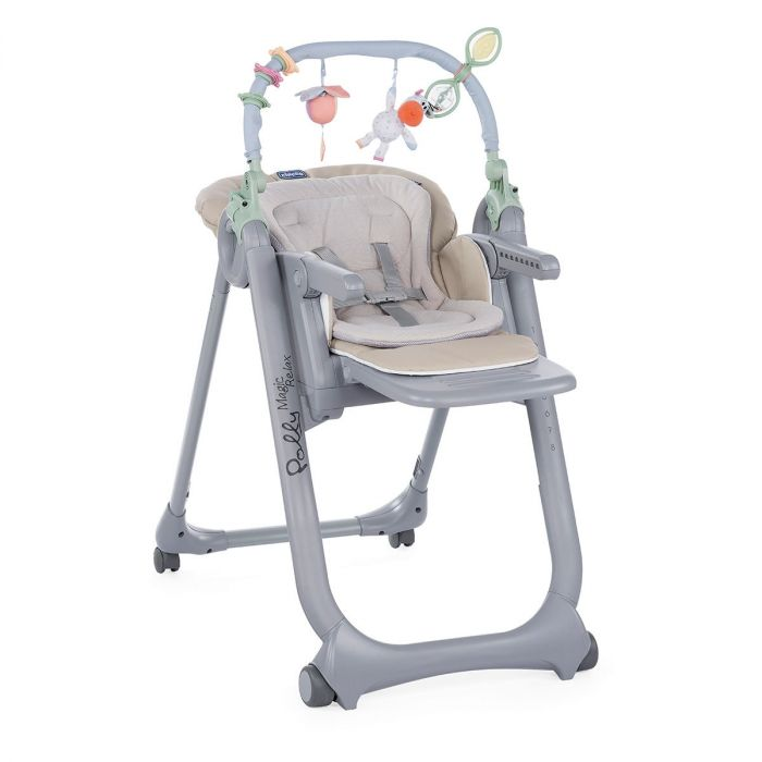 Kinderstoel Baby 0 Maanden.Kinderstoel Chicco Polly Magic Beige Baby Koter