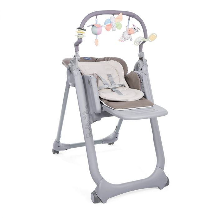 Kinderstoel Baby 6 Maanden.Kinderstoel Chicco Polly Magic Relax Cocoa Baby Koter