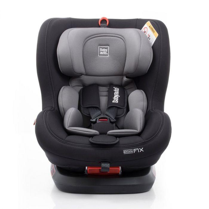 Kinderstoel Auto 6 Jaar.Autostoel Babyauto Biro 360 Met Isofix Grey 0 25kg
