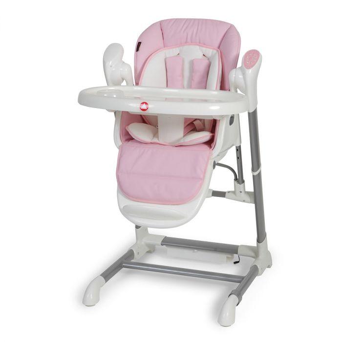 Kinderstoel 0 Maanden.Kinderstoel Swing Topmark Xavi Roze Baby Koter