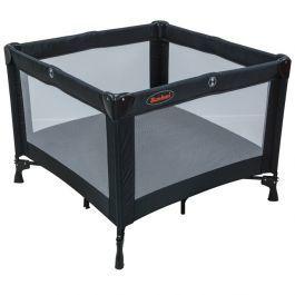 campingbed en box inklapbaar baninni nido zwart baby koter. Black Bedroom Furniture Sets. Home Design Ideas