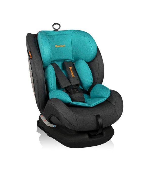 autostoel baninni indigo isofix geschikt vanaf de geboorte tot 36kg baby koter. Black Bedroom Furniture Sets. Home Design Ideas