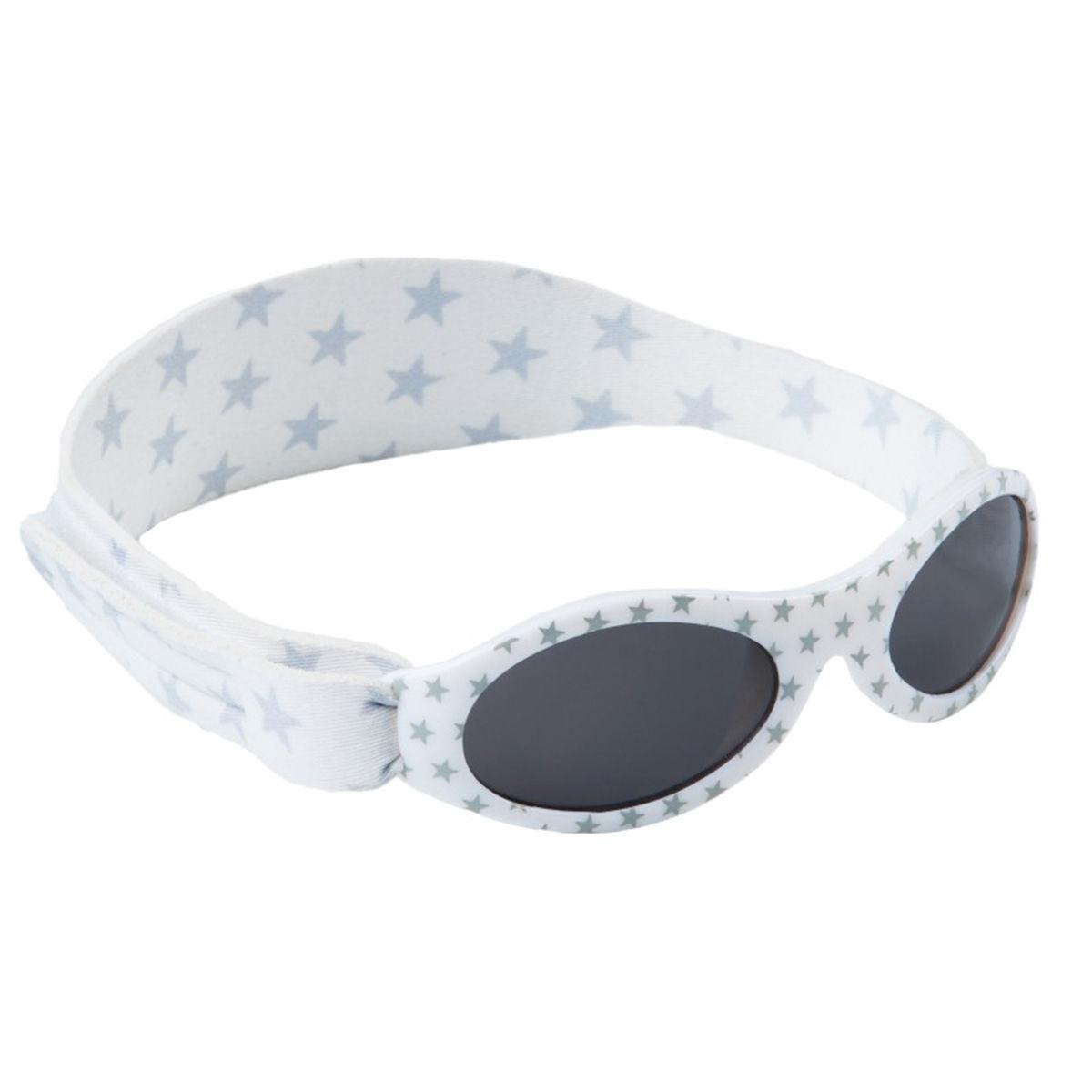 Afbeelding van Dooky BabyBanz Zonnebril (0-2 jaar) Silver Stars