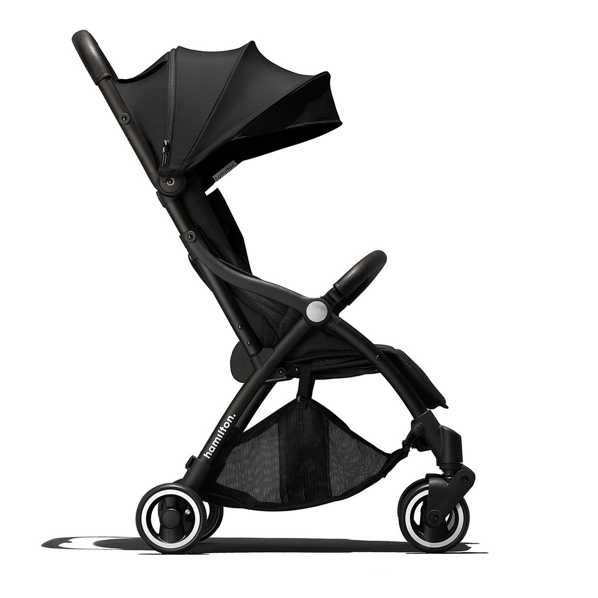 Afbeelding van Hamilton Buggy One Sport R1 Magic Fold® Black