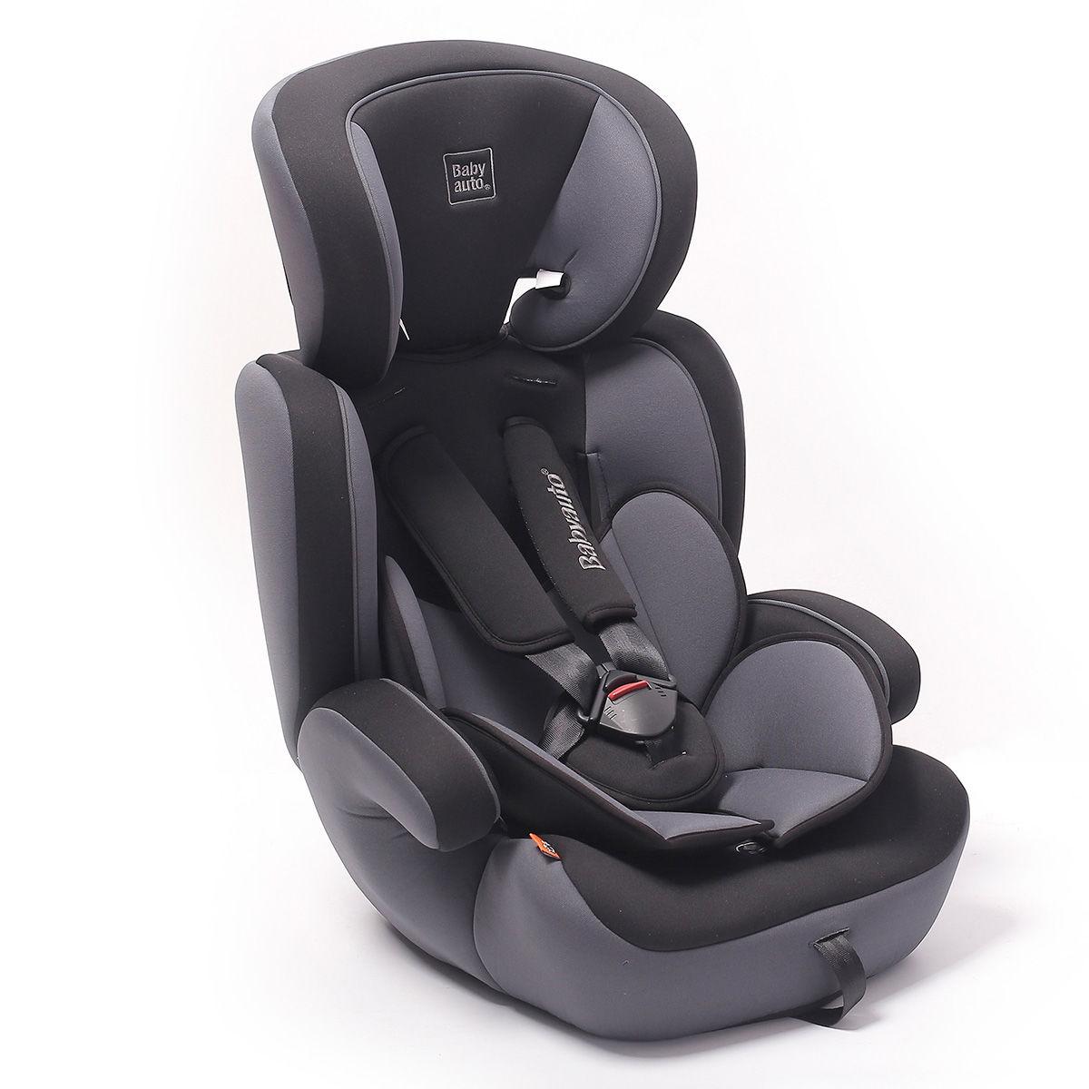 Afbeelding van Autostoel Babyauto Konar Zwart (9-36kg)