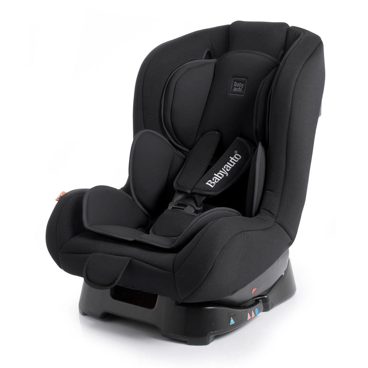 Afbeelding van Autostoel Babyauto Lolo Zwart (0-18kg)