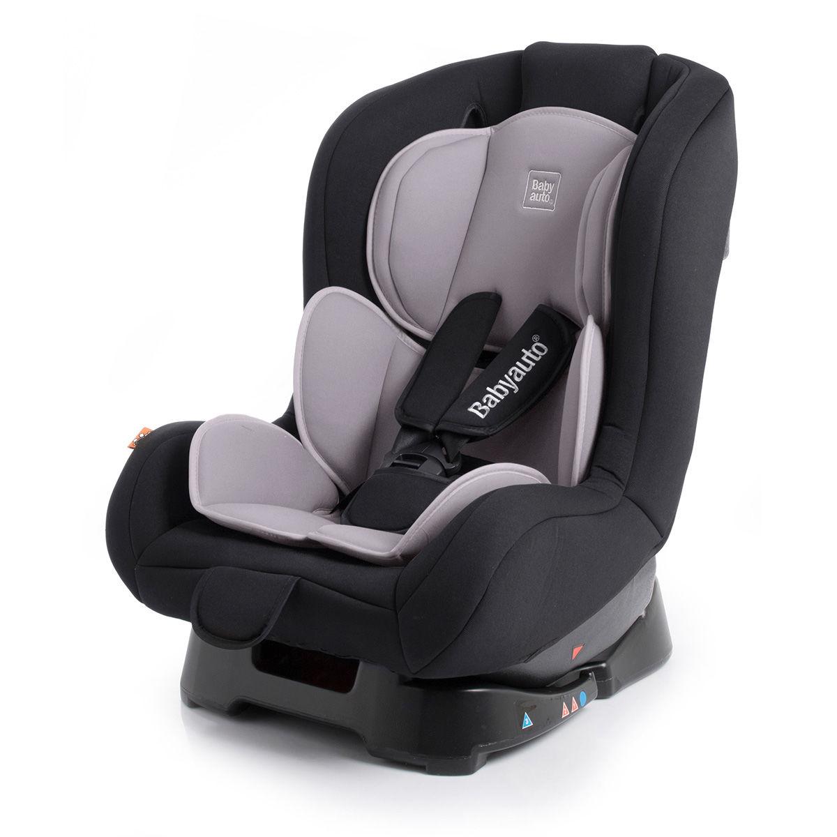 Afbeelding van Autostoel Babyauto Lolo Grijs (0-18kg)