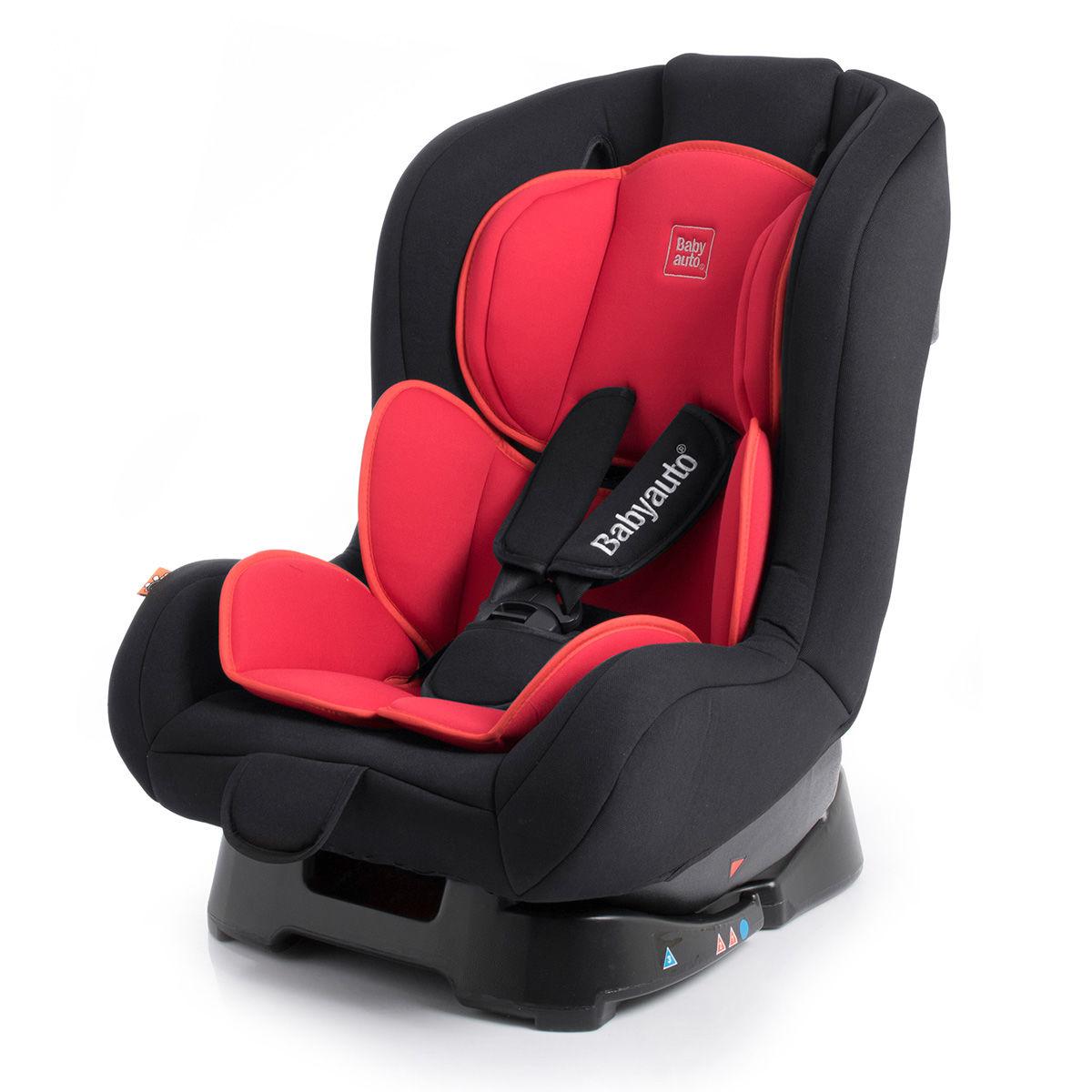 Afbeelding van Autostoel Babyauto Lolo Rood (0-18kg)