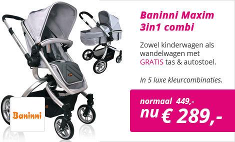 Baninni Maxim kinderwagen
