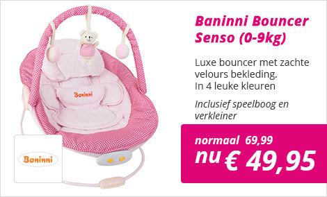 Baninni Bouncer Senso