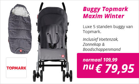 Buggy Topmark Maxim Winter