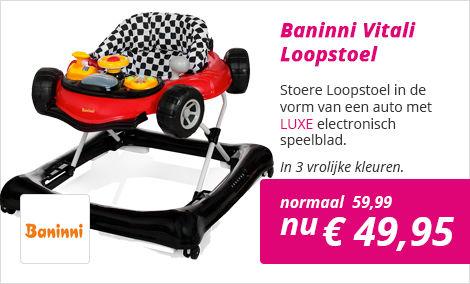 Loopstoel Baninni Vitali