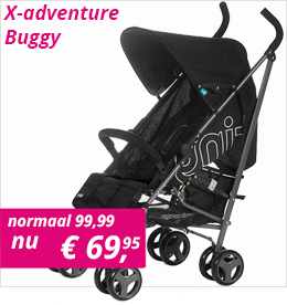 Buggy X-adventure 5 position