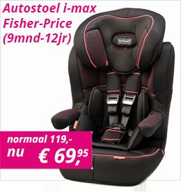 Fisher Price i-Max autostoel