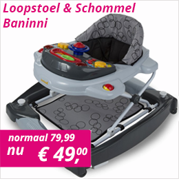 Loopstoel & Schommel Baninni